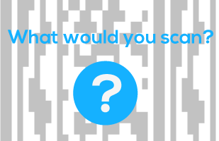 what would you scan