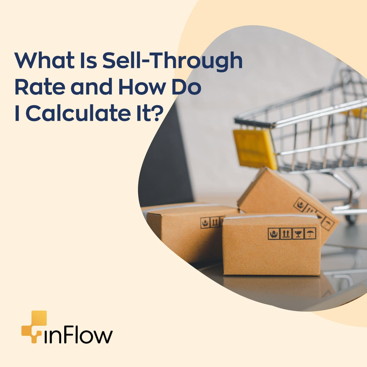 What is sell through rate and how do I calculate it