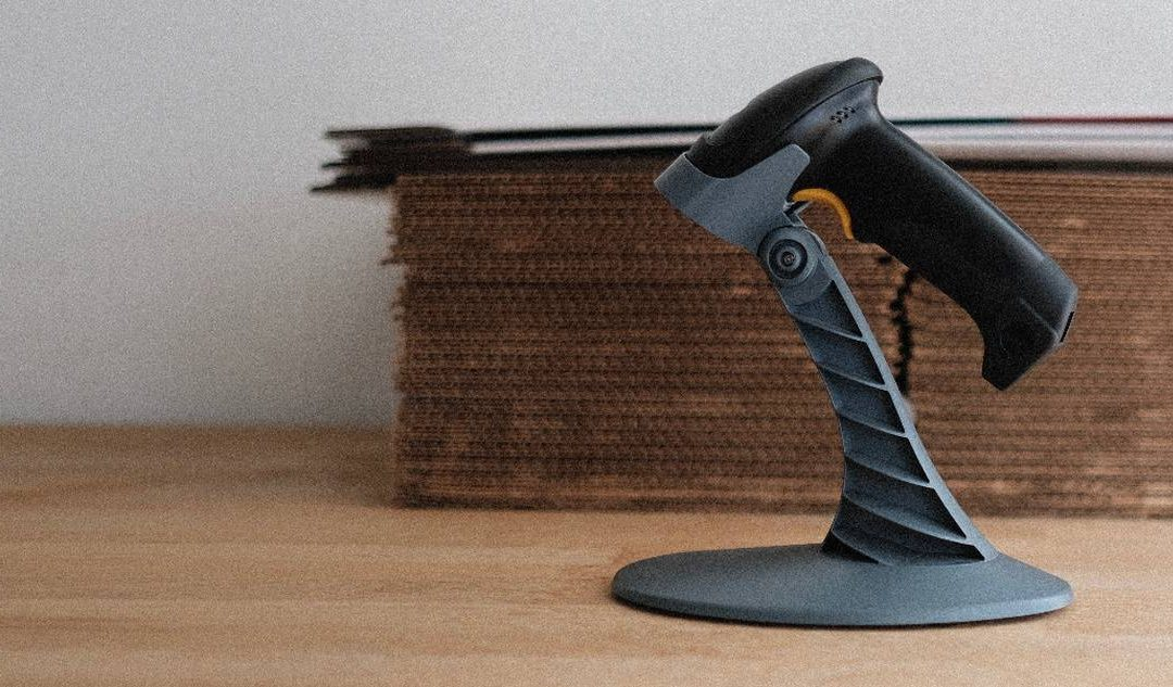 Intro to the wireless barcode scanner
