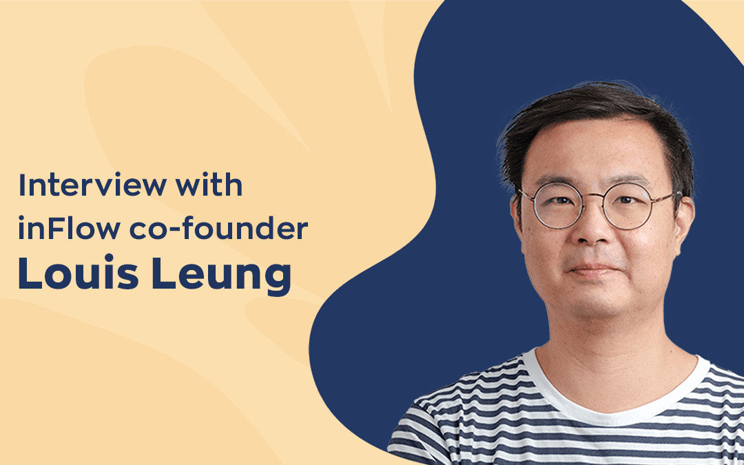 A GoodFirms Interview with Louis Leung, Co-founder of inFlow Inventory