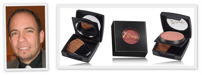 Eric Navarro from Zomiah Cosmetics