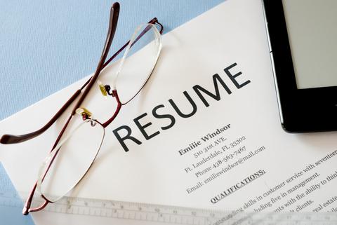 resume tracker